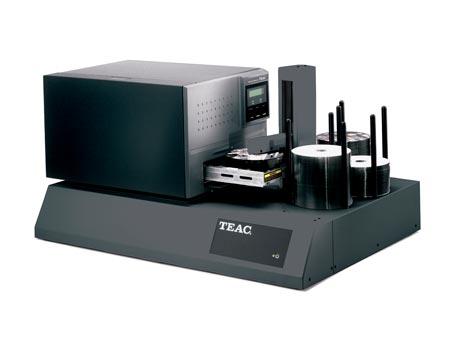 DVD Thermo Farbdrucker TEAC Autoloader AL-220S